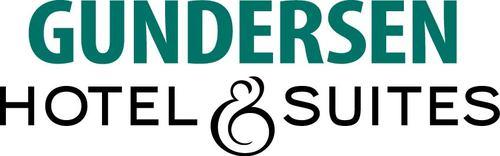 Gundersen Hotel and Suites logo.