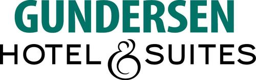 Gundersen Hotel and Suites logo.