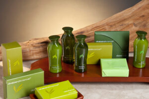 Gundersen Hotel and Suites - Olive Branch Botanicals Bath Amenities.